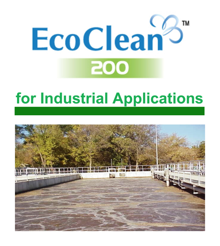 Industrial & Latex Rubber Waste Water Treatment - EcoClean 200